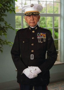 Maj. Kurt Chew-Een Lee, who was cited for bravery during the Korean War. Credit Kevin Allen