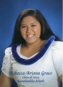 Rebecca Grace - Captain Cook, HI