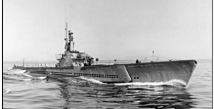 The USS Crevalle
