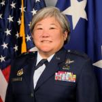 Major General Susan K. Mashiko, USAF