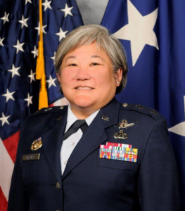 Major General Susan K. Mashiko, USAF